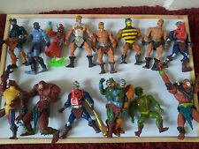 HE MAN FIGURES LOTS TO CHOOSE FROM GOODIES BADDIES FIGURE