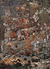 Photo/Poster - The Fairy Fellers Master Stroke - Richard Dadd 1817 1886