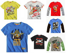 Boys Angry Birds Star Wars Tshirt TOP Official Various Sizes Kids Clothes