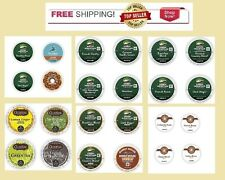 NEW Keurig Variety Packs k-cups / vue packs ( you pick the flavors and size )