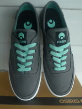 Osiris - Stray - Lifestyle Skate Shoes - Charcoal/opal/white