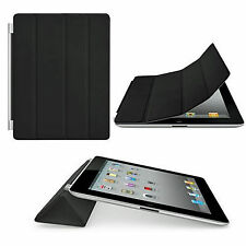 IPad 2 3 4 magnétique wake smart cover stand