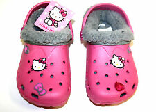 "Hello Kitty  Clogs  "" Eulone ""  - NEU - pink fuchsia - Gr. 28 29 30 31 32 33 34"