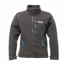 Regatta Marlin II Fleece Jacket Zip Top. Girls Boys Children's RKA074