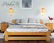 Wooden Furniture Solid Pine King Size 5ft Bed Frame ONE*Option Underbed Storage