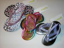 Baby Girls Sandals Capelli New York FLIP FLOP Assorted Colors & Sizes NWT