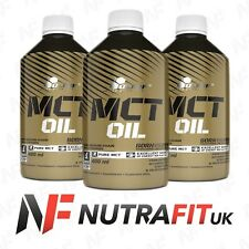 OLIMP MCT Oil 100% Pure 400 - 800ml Fatty Acids Diet Weight Loss