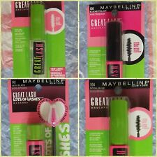 MAYBELLINE Great Lash Mascara #1 Selling MASCARA Entire Line Sold here *U CHOOSE