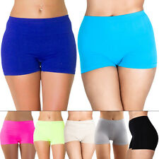 New Womens Ladies Boxer Boy Short Sexy Hot Pants Boy Shorts Underwear Plus Size