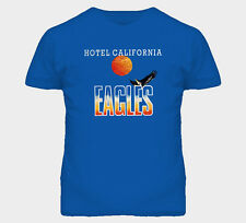 Hotel California Eagles Song Album American Classic Rock Band Music T Shirt