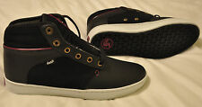 DVS KNOX - Womens Skate Shoes (NEW w/ FREE SHIPPING) Sizes 7.5-11  BLACK LEATHER