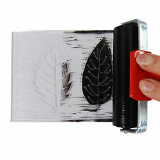 Pack of 10 transparent block printing sheets - Lino, easy carve (choose size)