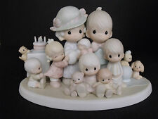 """PRECIOUS MOMENTS """"GOD BLESS OUR YEARS TOGETHER"""" - #12440 - NEW IN BOX"""