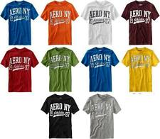 Aeropostale LOT OF 5 Mens Mixed U-Pick Size XS,S,M,L,XL,2XL Aero Logo T shirts