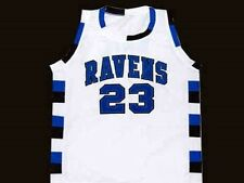 NATHAN SCOTT #23 ONE TREE HILL RAVENS JERSEY NEW WHITE ANY SIZE XS - 5XL