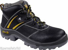 Delta Plus Panoply Platine S1P Mens Safety Boots Composite Toe Cap Work Boot PPE