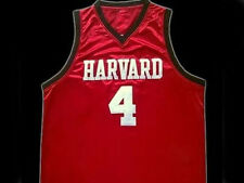 JEREMY LIN HARVARD JERSEY CHINESE AMERICAN RED NEW ANY SIZE XS - 5XL