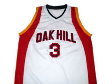BRANDON JENNINGS OAK HILL ACADEMY JERSEY WHITE NEW ANY SIZE XS - 5XL
