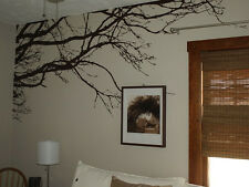 Large Wall Tree Top Nursery Decal Branches Wall Art Sticker Choose size, color