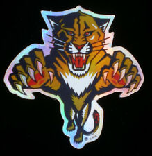 Florida Panthers Decal Sticker NHL Hockey Licensed