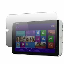"""4 x Clear / Matte Anti-Glare Screen Protector for 8.0"""" Acer Iconia W3-810 Tablet"""