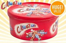 Mars Celebrations Assorted Chocolates Gift Tub Tin Free Gift Message Party Xmas