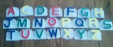 Leap Frog Magnetic Fridge Phonics Word Whammer Replacement Capital Upper Letters