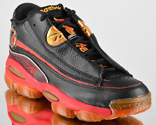 eca3fddfdde81a Reebok The Answer DMX 10 Retro 2013 X 1 mens basketball shoes NEW black red  gold