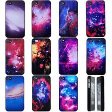 New Galaxy Space Universe Snap On Hard Case Cover Skin Protector for iPhone 4 4S