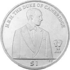 The 2013 Royal Baby Duke of Cambridge Coin with Privy Mark