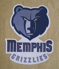 Memphis Grizzles Decal Sticker NBA Basketball Licensed Your Choice