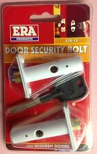 ERA Window and Door Security Rack Bolt's, Star Key Bolt - Mixed finishes