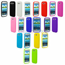 New Soft Rubber Silicone Skin Gel Cover Case For Samsung Galaxy S3 III i9300
