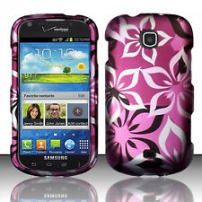 You Choose From (2) Samsung Stellar i200 Galaxy Phone Covers -- Design or Black