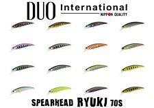 DUO Spearhead Ryuki 70S Sinking Minnow Lure - Select Color(s)