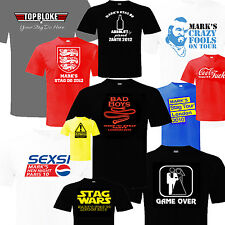 STAG DO T-shirts from  £5.00 !!! - Any Color, any sizes
