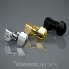 6 x NEW Wilkinson WJ-01 Tuners, Machine heads for Les Paul, SG, ES Acoustic WJ01