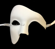 Masquerade mask men Venetian Phantom of the Opera Carnival Costume Prom Party