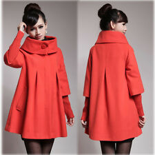 New Maternity Coat Jacket Peacoat Pregnancy Trendy Elegant XS/S/M/L/XL/2XL