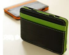 Ultra Classic Slim Flip Magic Wallet Money &Cash&Credit Card Holder&Toy 2 Colors