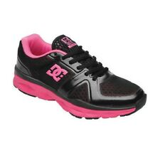 DC - UNILITE TRAINER Womens Shoes *NEW Gym Athletic Running BLACK PINK Free Ship