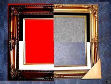 11x14 Lot of 5 - Gold or Brown Ornate Wedding Studio Portrait Picture Frame B5GB
