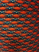 Confederate 550 Paracord Mil Spec Type III 7 strand parachute cord 10-100 ft