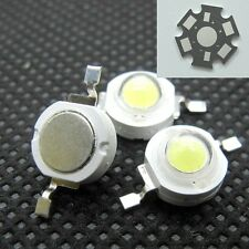 1W/3W High Power Epistar Chip Wide Angle High-Power 140° LED Star Aluminum heat