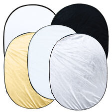 "24""*36"" 35""*47"" 40""*60"" Studio Photo Oval Reflector 60x90cm 90x120cm 100x150cm"