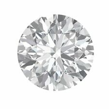 FOREVER BRILLIANT Loose Round Moissanite created by Charles & Colvard