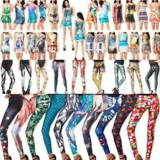 HOT Girlfriends Gift Fashion Galaxy Printed Pants Leggings Jeans Punk Dress 2014
