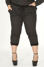 Plus Size Popular comfortable tigh High Waist French terry pants giti online