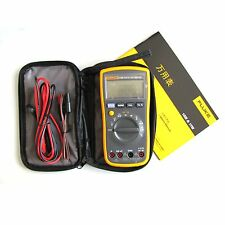 FLUKE F17B+ 18B 362 365 VT02 62 MAX Digital Multimeter Clamp Meter FREE EXPRESS