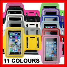 Sports Gym Jogging Pouch Arm Case Band Cover Armband for Apple iPhone 5S 5C 5 5G
